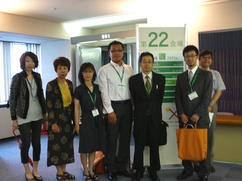 6月18日(金)~20日(日) 第55回 (社)日本透析医学会 学術集会に参加しました 。