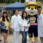 臓器移植普及推進街頭キャンペーンに参加しました。