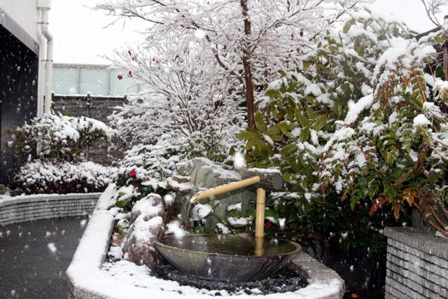 2/4 雪景色