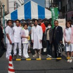 10/18 臓器提供普及推進街頭キャンペーンに参加しました。