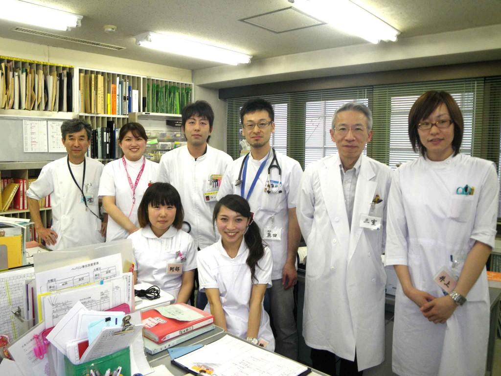 自治医科大学から板東先生が臨床実習にいらっしゃいました。