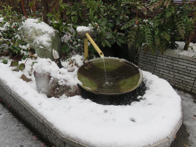 1/18 雪景色