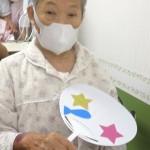 入院患者様と七夕の会をおこないました。